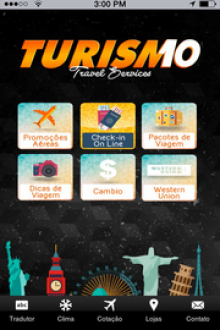 Turismo10  - How to make an app