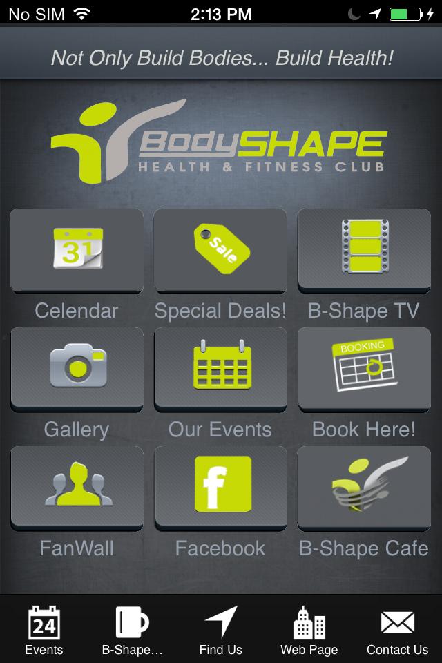 Impresionantes aplicaciones móviles para gimnasio