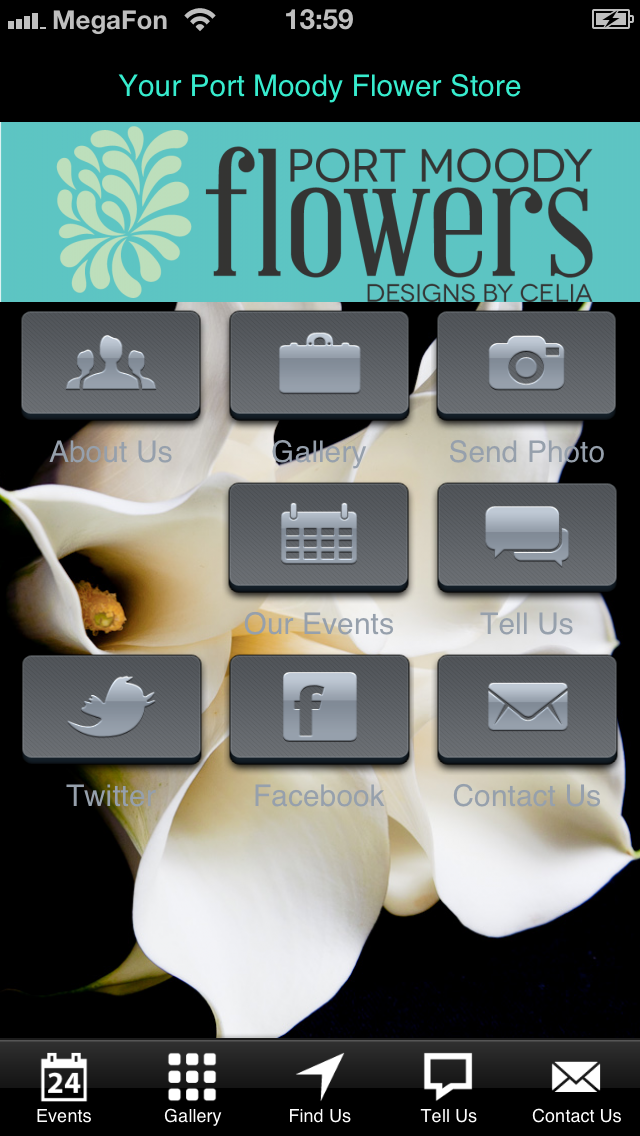 Flower Shops Mobile Apps