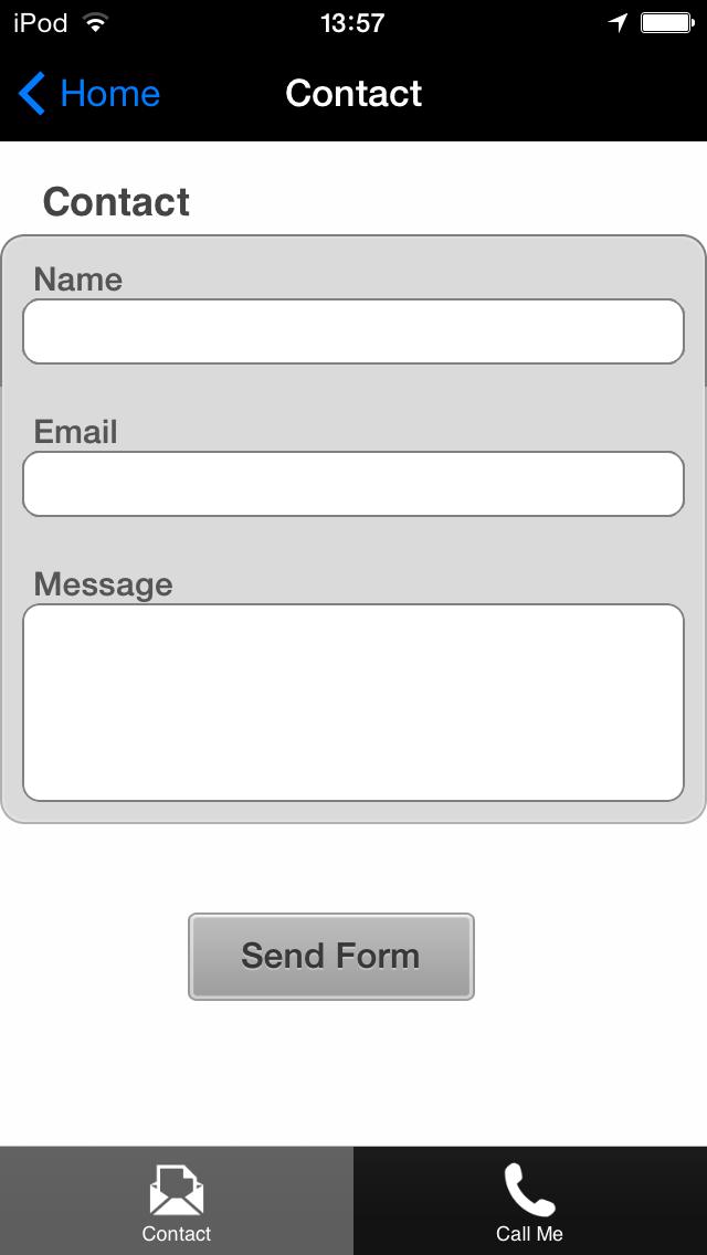 Blogger Mobile App