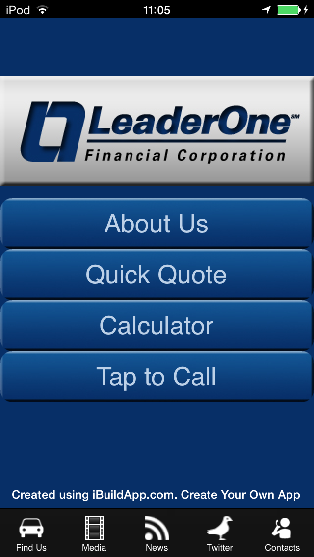 Financial Services Mobile Apps