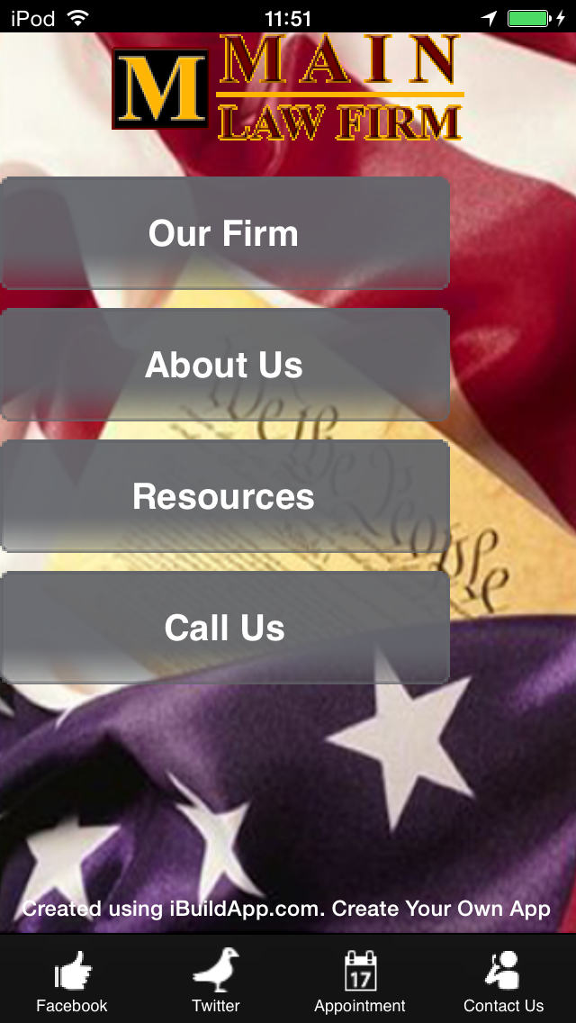 Law Firm Mobile Apps