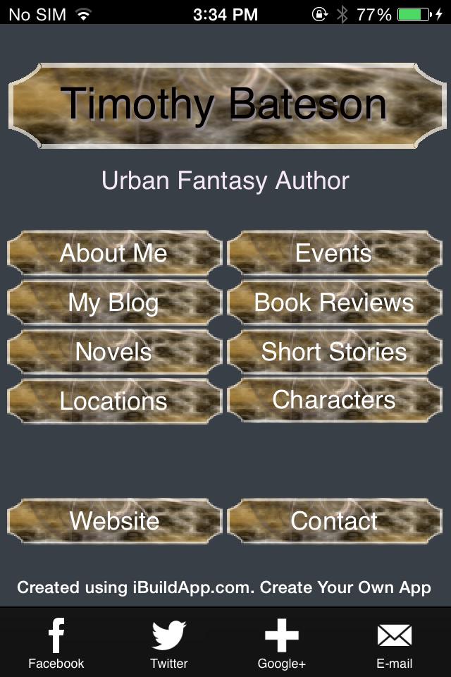 writer mobile app