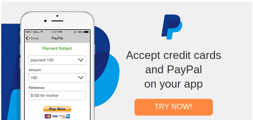 Can I receive credit card payments on a personal ... - PayPal