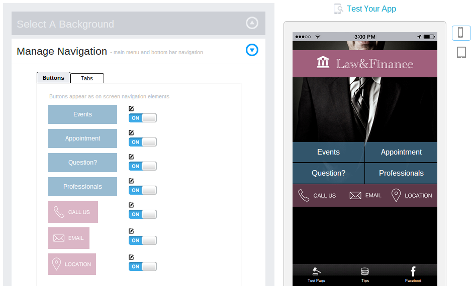 small businesses with mobile apps