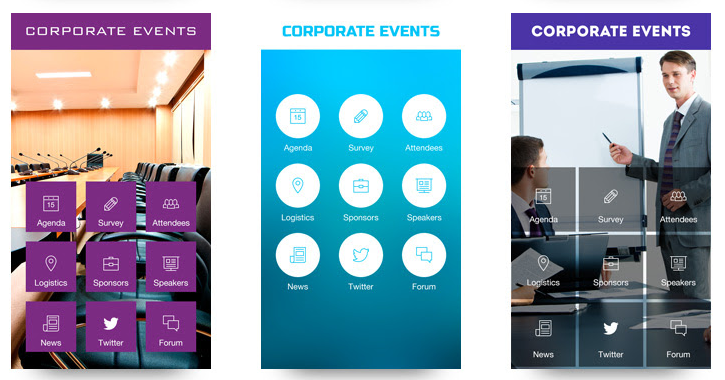 Conference or Event App