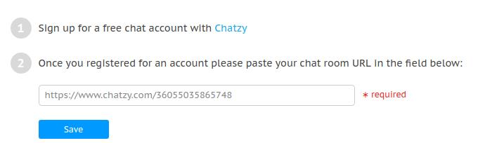 Chatzy español