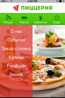 apple menu