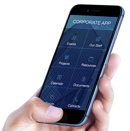 Create Your Corporate App