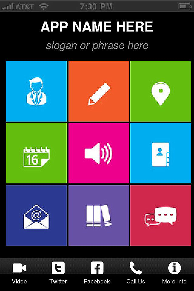 Use windows of opportunity to make your free mobile app for How do i design an app