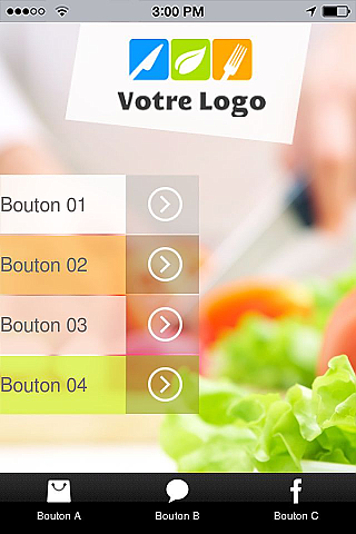 Restauration App Templates
