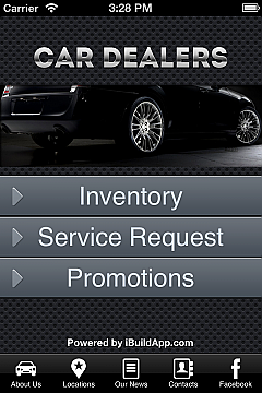 Solution 30249 - Car Dealership App