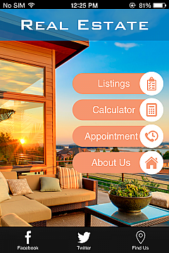 Solution 37247 - Real Estate 6 App