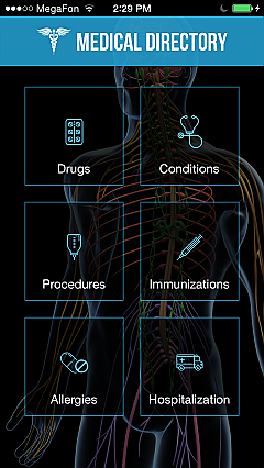Medical Directory Apps