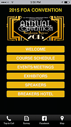 2017 FOA Convention App Templates