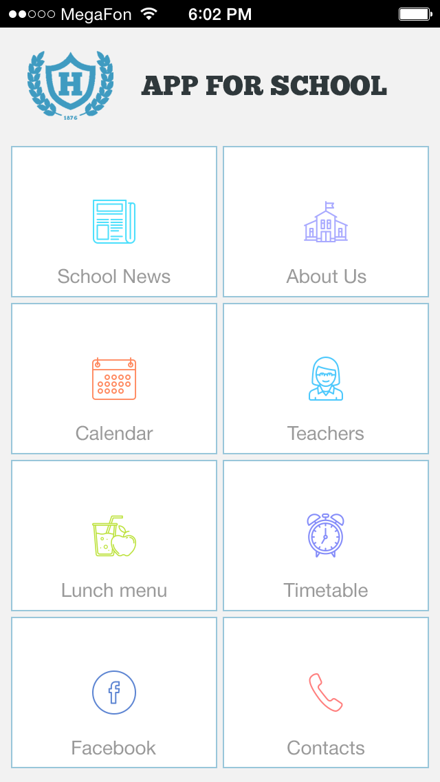 create school college educational apps for students mobile app maker