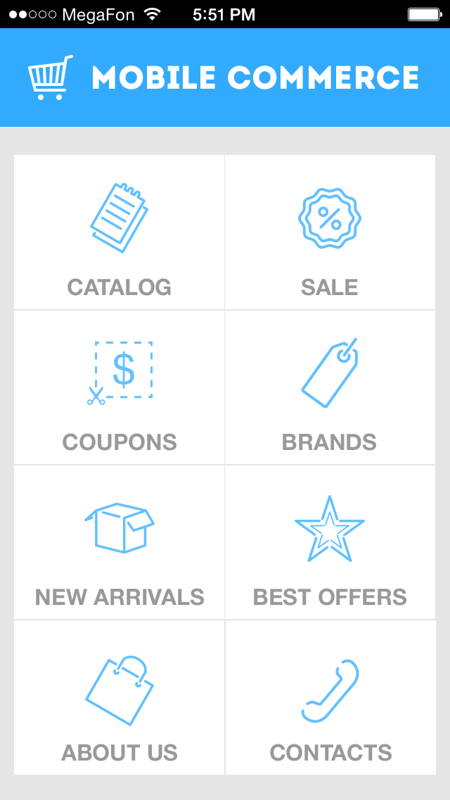 Mobile Commerce Apps