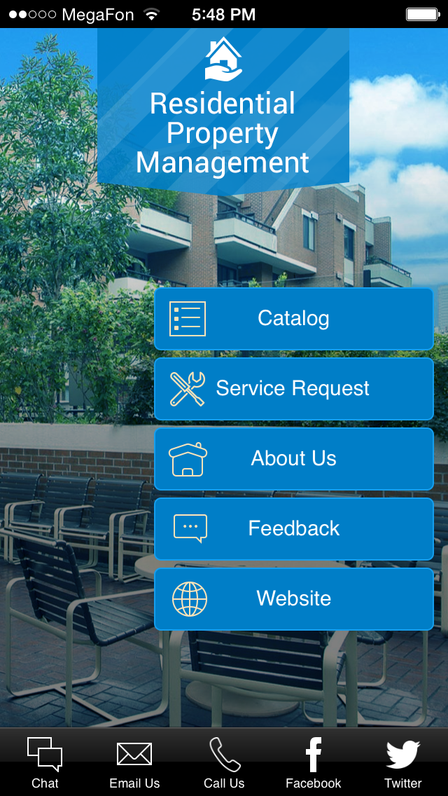 Create property management realtor apps real estate