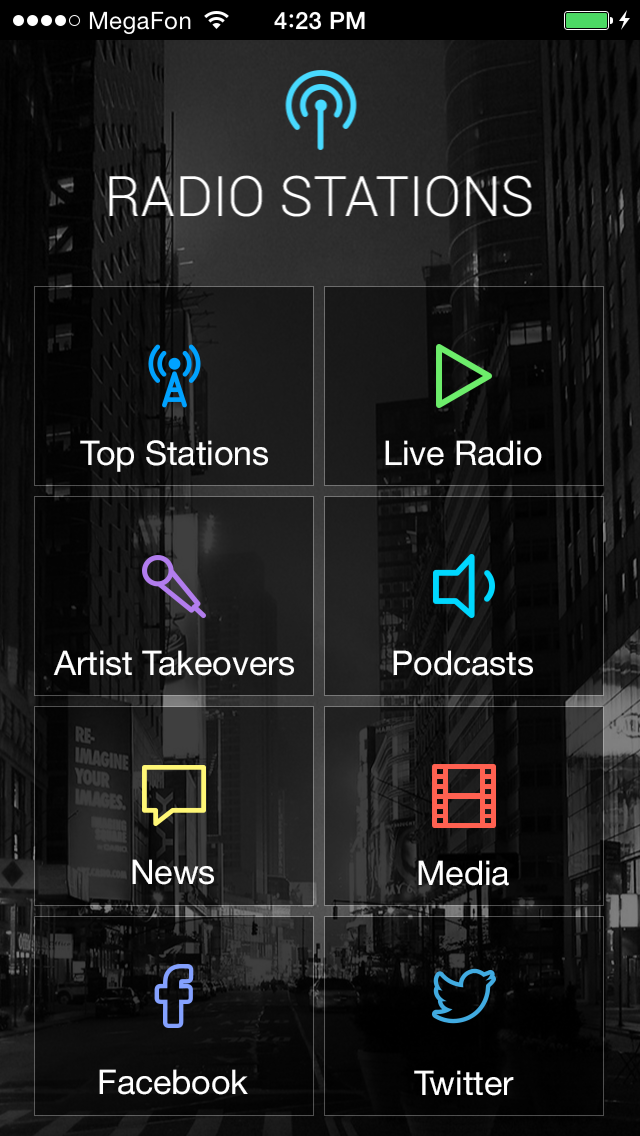 Internet radio station business plan template