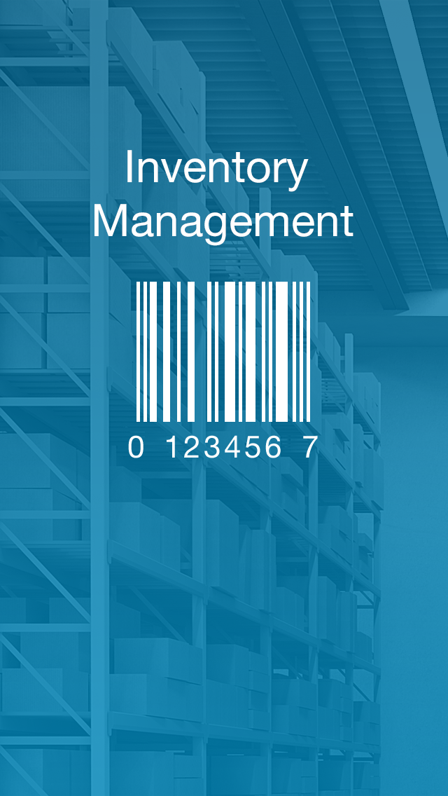 Inventory Management App Apps