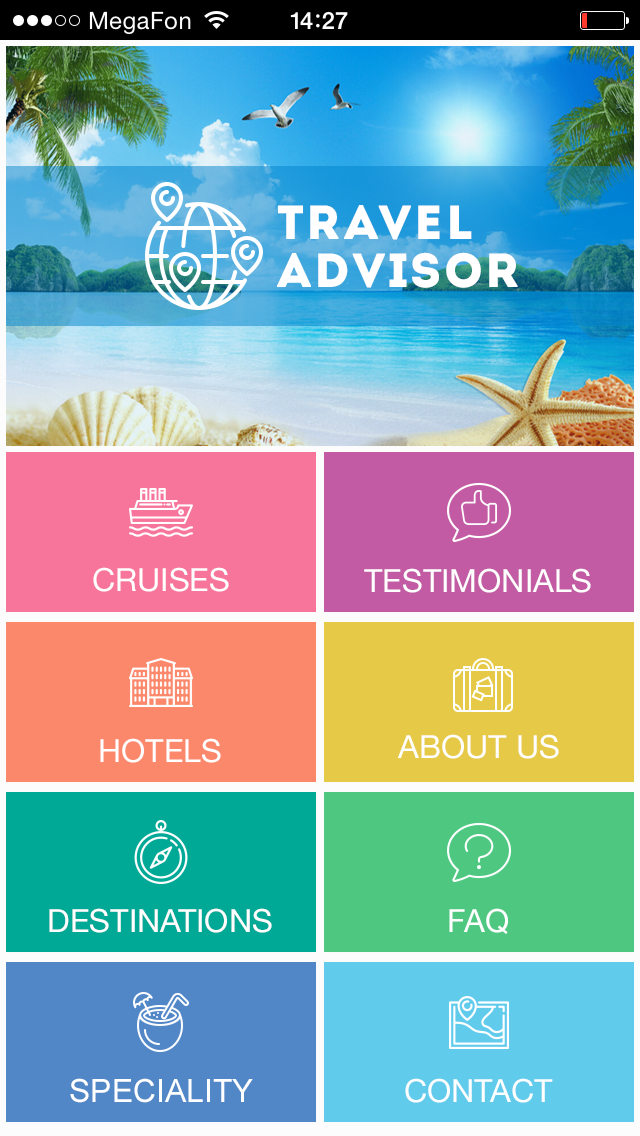 Travel Advisor Apps