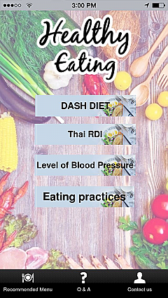 Healthy Eating App Templates
