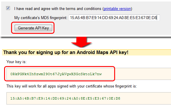 Frequently Asked Questions for Android