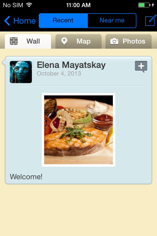 restaurante necesita una aplicación movil