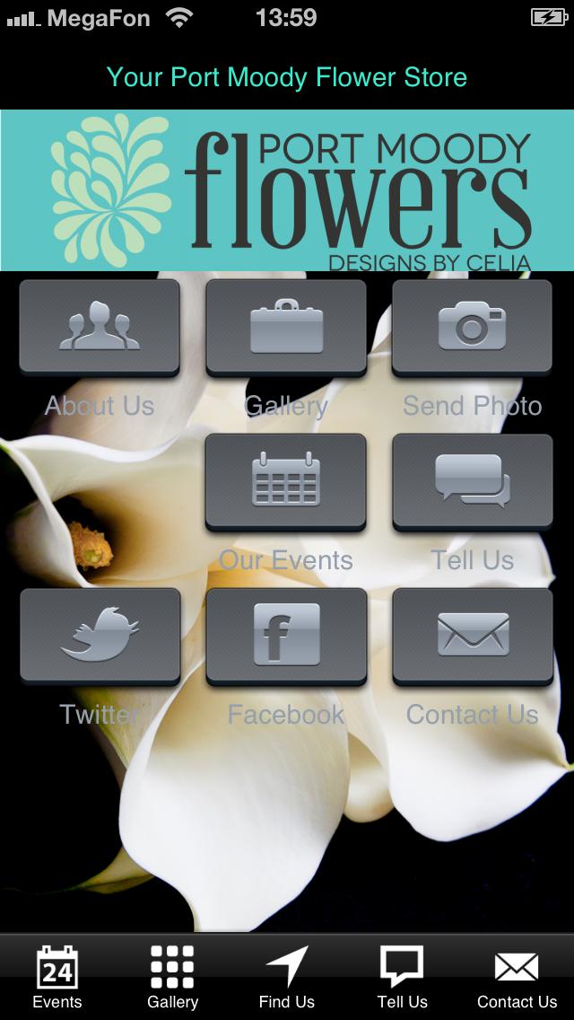 Florerías con Aplicaciones Móviles