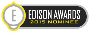 iBuildApp nomination for 2015 Edison Award