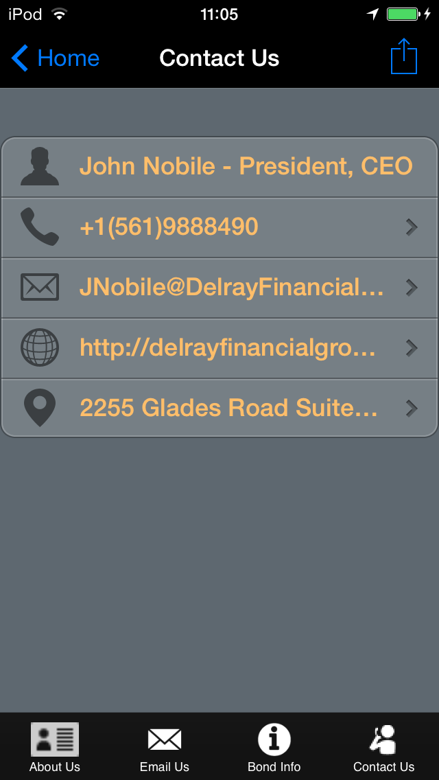 Мобильные приложения финансовых компаний