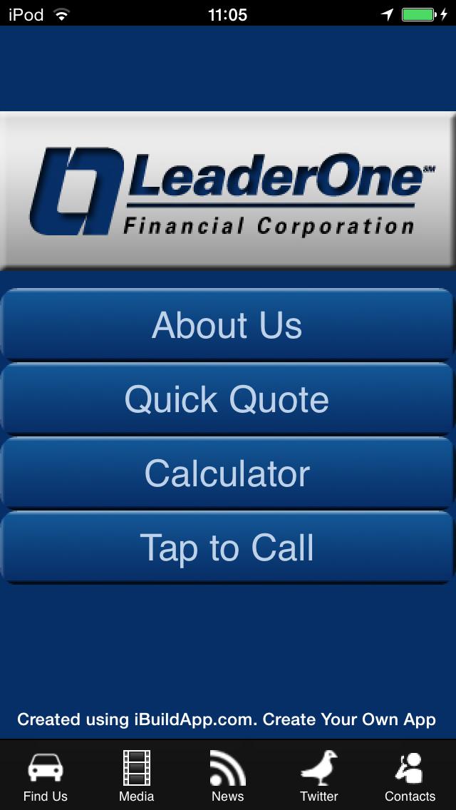 Apps para Servicios financieros