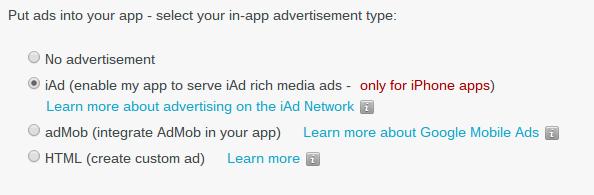 Mobile App Ad Revenue Features