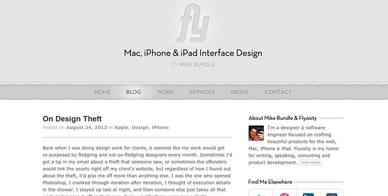 Как создать свой блог в мобильных приложениях