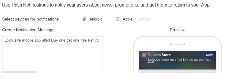 app users