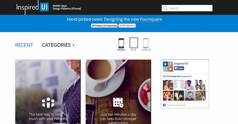 mobile app blog