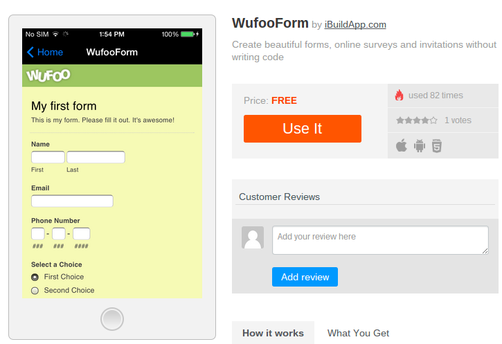 Login To Your Wufoo Builder Account For Online Web