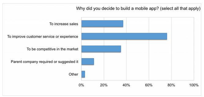 Businesses Make Mobile Apps