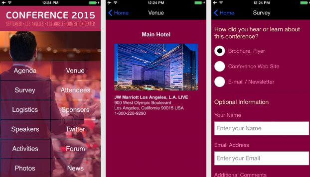 Conference App