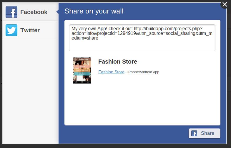 Promote App