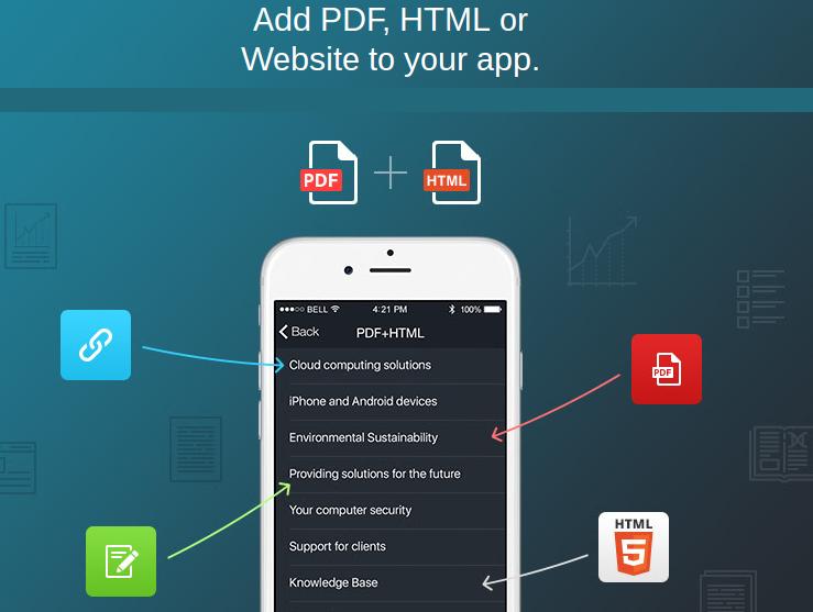 PDF app
