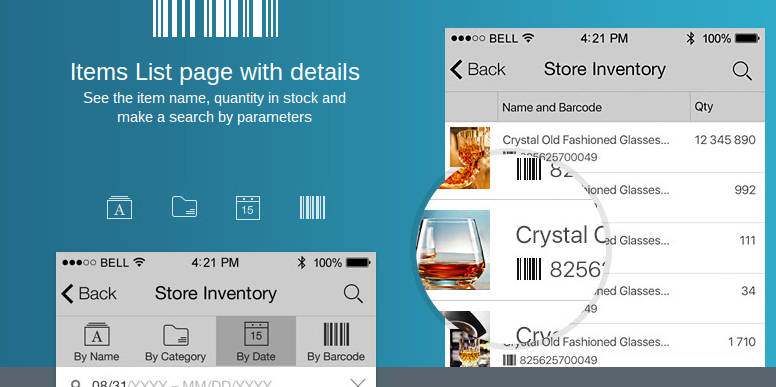 Inventory Management App