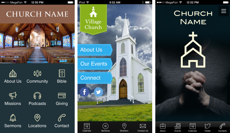 religious mobile app