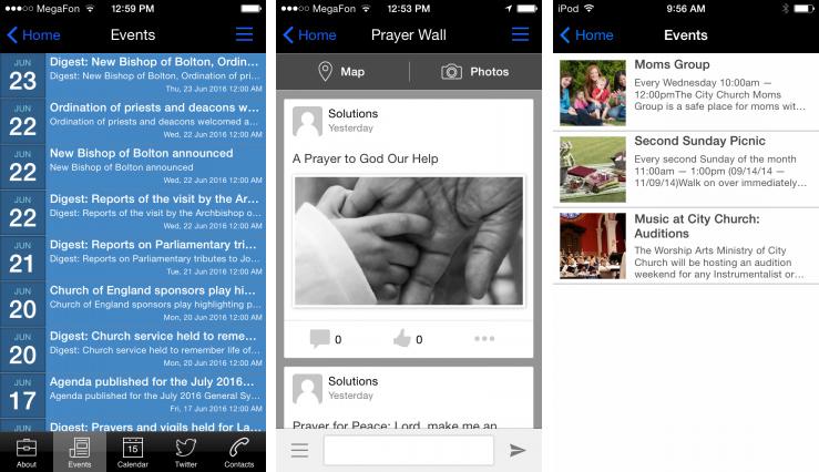religious software