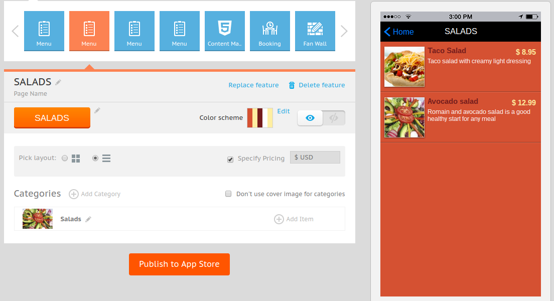 Building the Perfect Restaurant Mobile App
