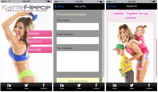 Apps with iBuildApp